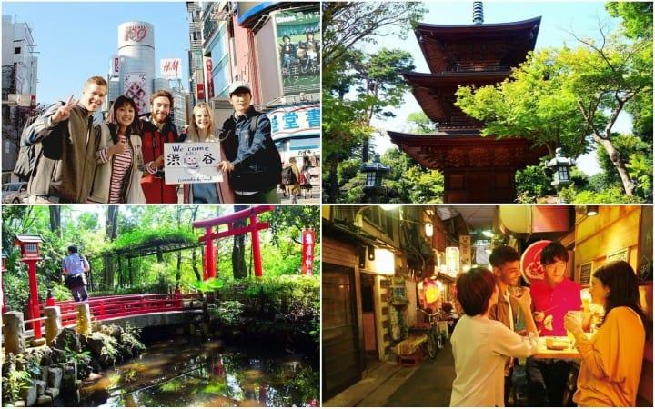 神社にお寺も!?渋谷ですべき「都会のそばのローカル」発見ツアー