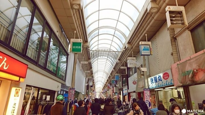 下雨也不怕!到最長商店街「武藏小山PALM」體驗東京在地日常生活