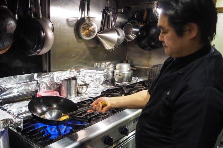 東京JIMOTOYA 拉麵料理