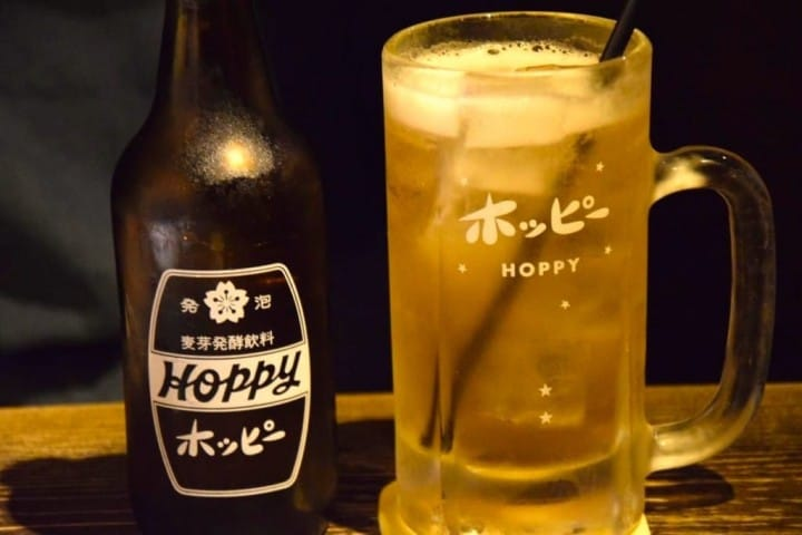 東京下町居酒屋的味道,「hoppy」的喝法與製作方法