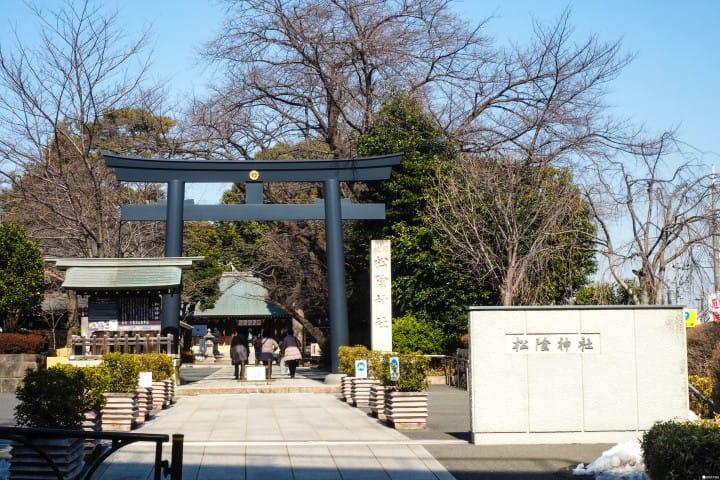 世田谷線 松陰神社