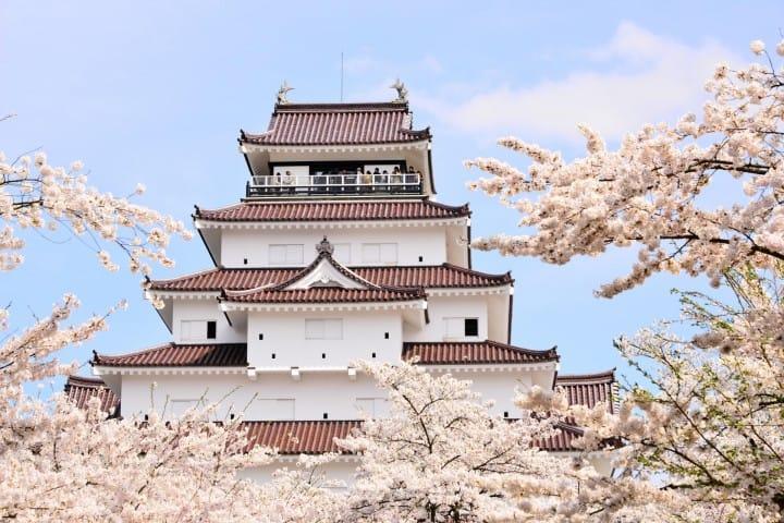 會津若松城
