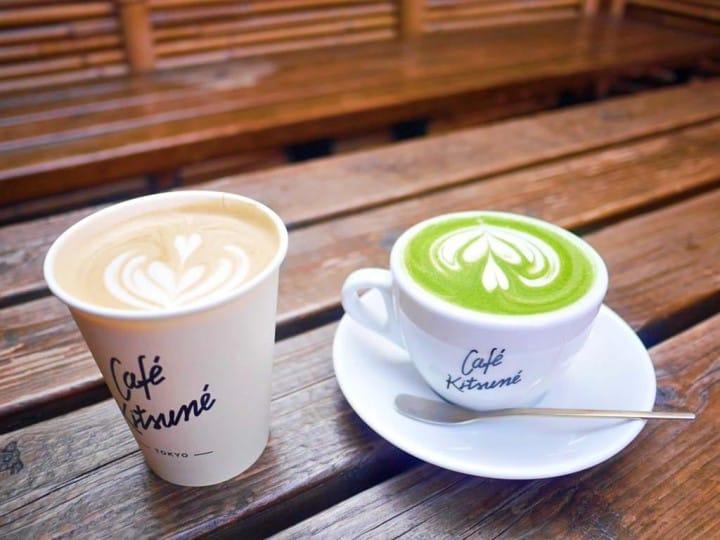 KITSUNÉ咖啡