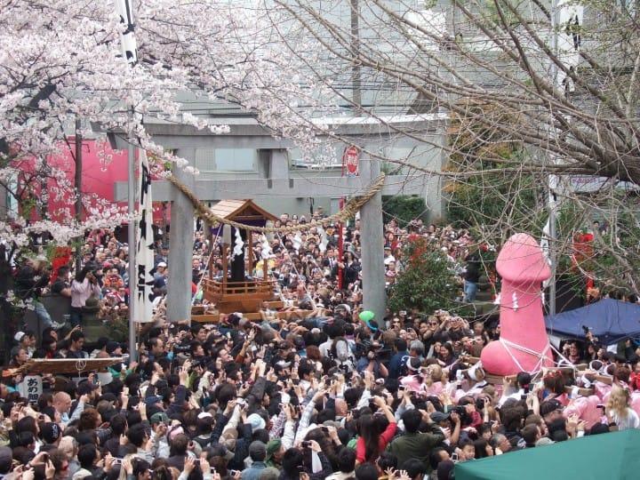 Kanamara Matsuri - The Story Behind Kawasaki's Unique Spring Festival!