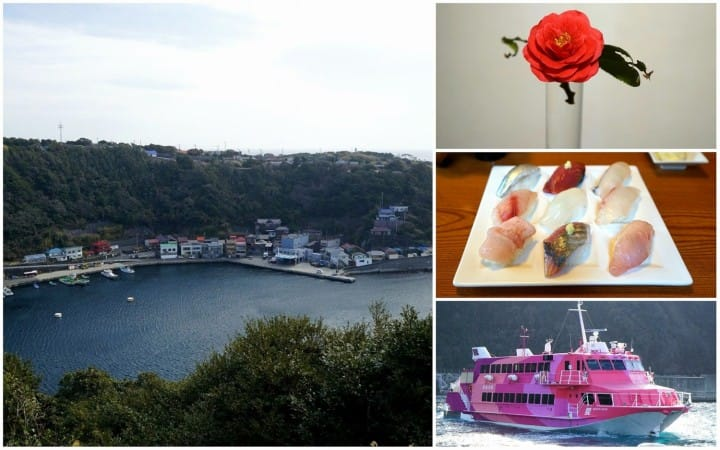 A Two-Day Trip To Izu Oshima, Tokyo's Beautiful Island Of Camellias