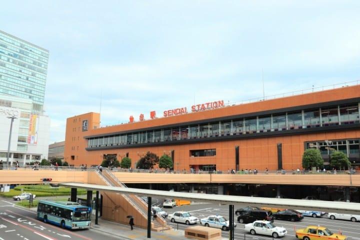 【仙台】東北最大交通中心!仙台車站交通轉乘、購物攻略