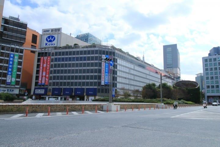 京王百貨新宿