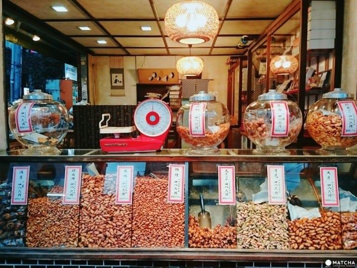 下北澤仙貝煎餅店「玉井屋」