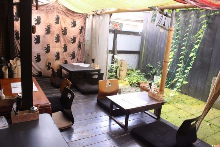 下北澤農民咖啡館