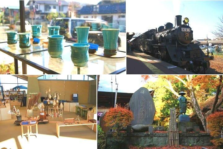 A Day Trip To Mashiko - Visit Pottery Studios And Make Your Own Souvenir!