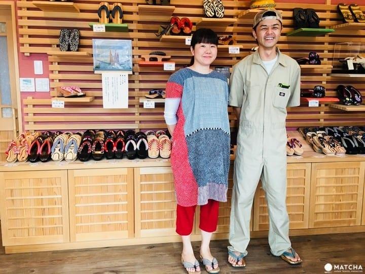 【九州大分】木屐王子为你手工订做最好穿的木屐!日田木屐本野工业