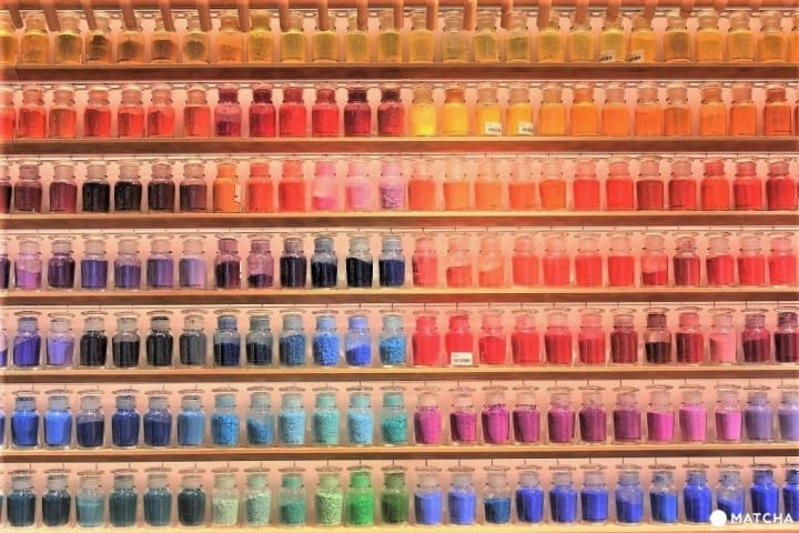 PIGMENT In Tokyo - Get Creative With Traditional Japanese Art Supplies