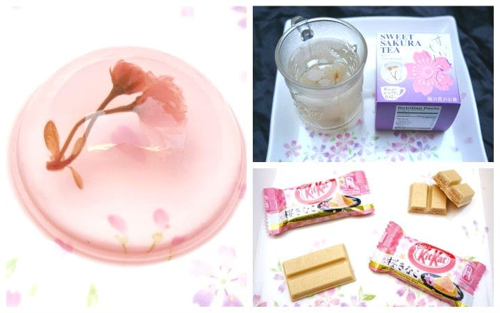 9 Cherry Blossom Flavored Items You Should Try This Spring!