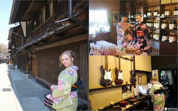 日本の今と昔を行き来する、長野塩尻の見どころ満喫ガイド