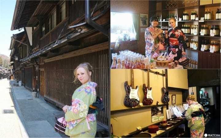 Shiojiri In Nagano - Discover The New In The Japan Of Old