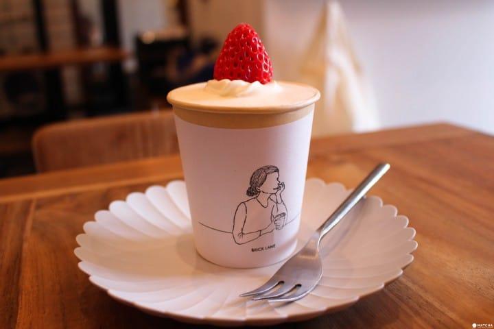 BRICK LANE 蛋糕咖啡