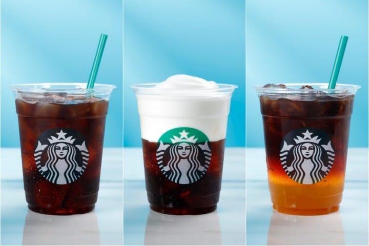 starbucks 日本星巴克 冷泡冰咖啡