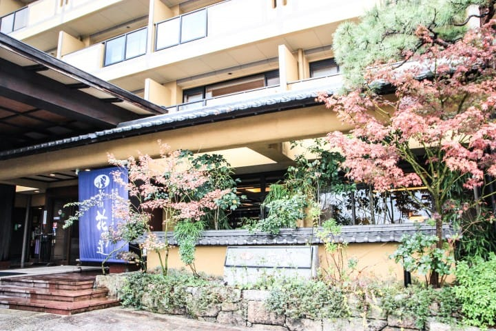 【滋賀】到雄琴溫泉琵琶湖花街道溫泉旅館穿浴衣品近江牛!