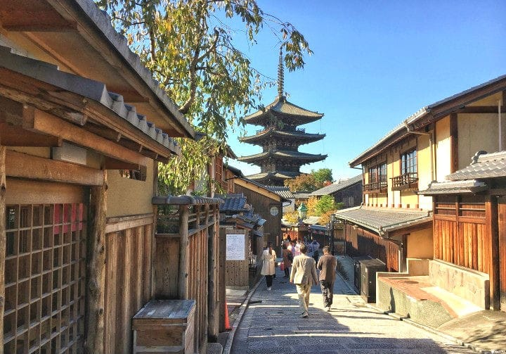Kyoto's Gion Area - A Walking Tour