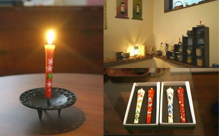 Charming Japanese Candles - The World of Atelier AKARI, Kagurazaka