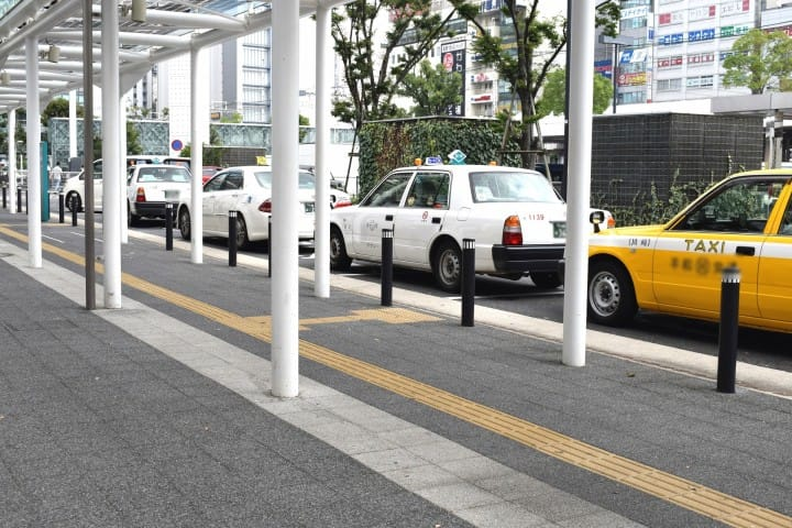 日本計程車