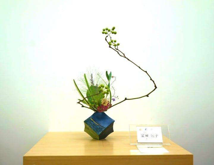 Ikenobo Style Ikebana Exhibitions - Flowers Mirroring The Seasons