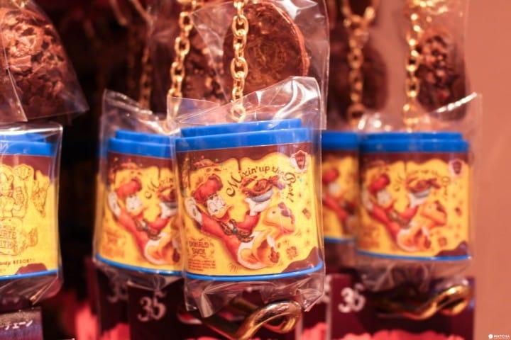 tokyo disneyland 35th伴手禮鑰匙圈