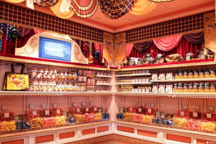 東京迪士尼chocolate crunch限定店