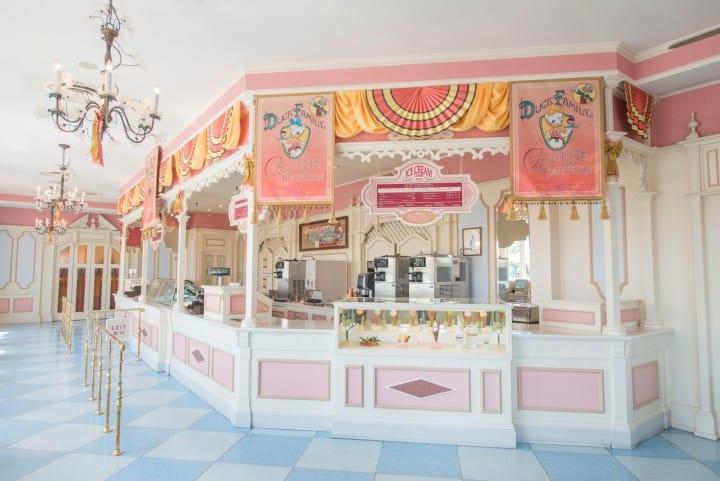 東京迪士尼樂園Ice Cream Cones