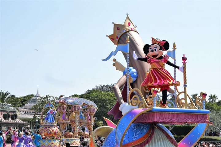 35th Happiest Celebration At Tokyo Disneyland! A Must-See Special Event!