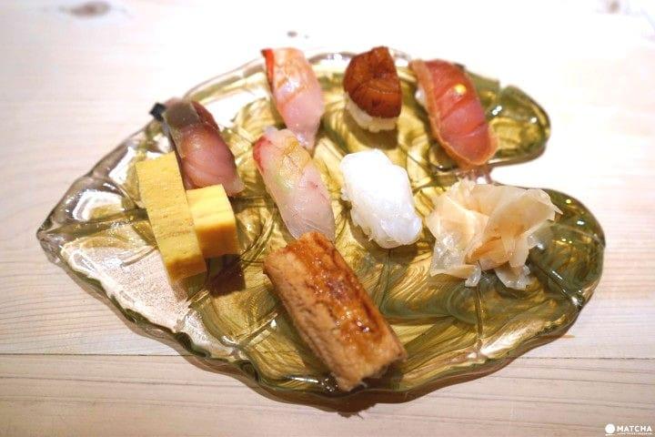 Sushi Chiharu - Traditional Osaka Sushi In A Relaxing Atmosphere