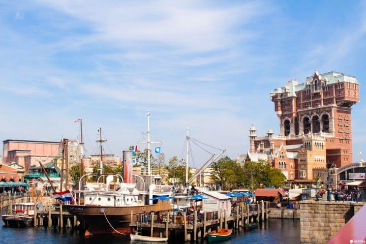 東京迪士尼海洋Tokyo Disney Sea