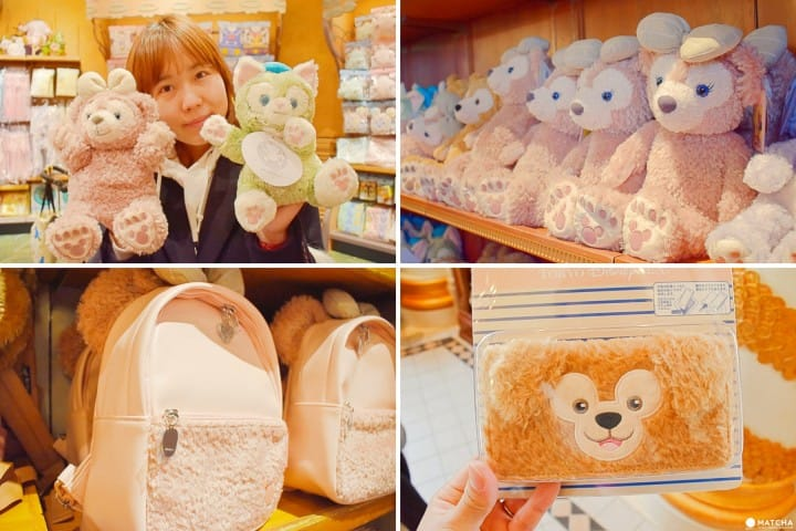 10 Adorable Duffy Goods To Look For At Tokyo DisneySea
