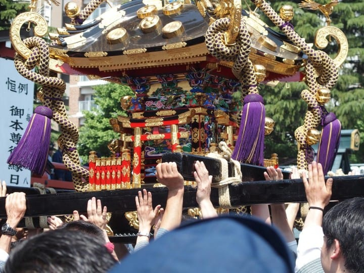 Asakusa's Amazing Sanja Matsuri - 700 Years Of History At A Glance