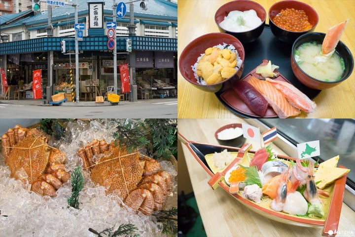 Sapporo's Nijo Fish Market - Enjoy The Freshest Seafood In Japan!