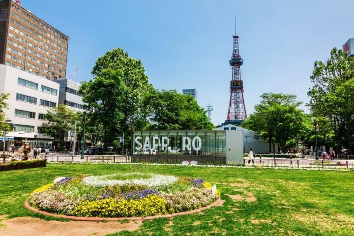 Sapporo de la Mañana a la Noche - Un Paraíso al Norte y un Centro Urbano