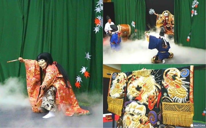 広島で日本の伝統文化を満喫!神話の世界を今に感じる「ひろしま神楽」とは