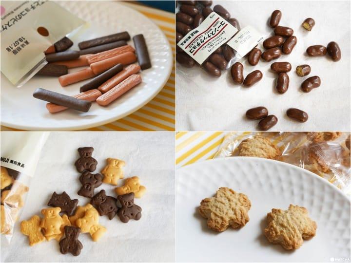 不再瞎买!日本MUJI无印良品零食饼干推荐