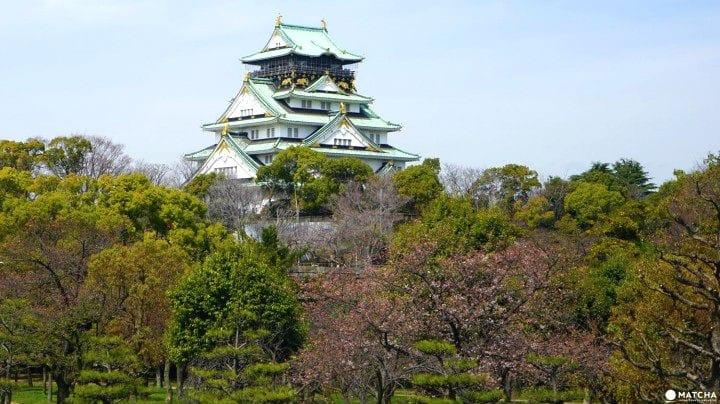 Osaka Castle Park - A History Walk Through Nature's Timeless Beauty