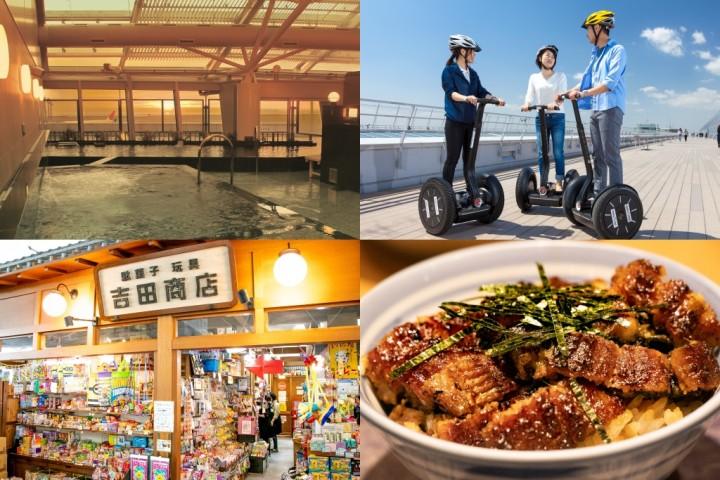 【Nagoya】Trải nghiệm sân bay quốc tế Centrair ở Chubu với bồn tắm có thể ngắm cảnh cùng các món ăn ngon!