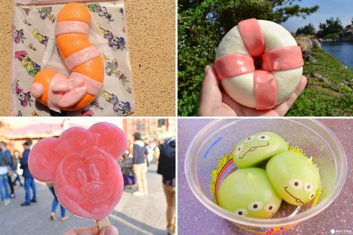 想要在东京迪士尼海洋品尝!推荐小吃7选