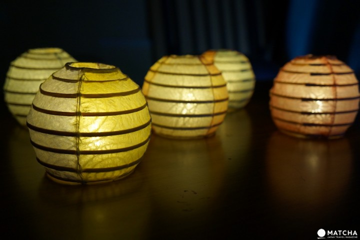 Kobishiya Chube In Kyoto - Make Your Own Mini Japanese Lantern!