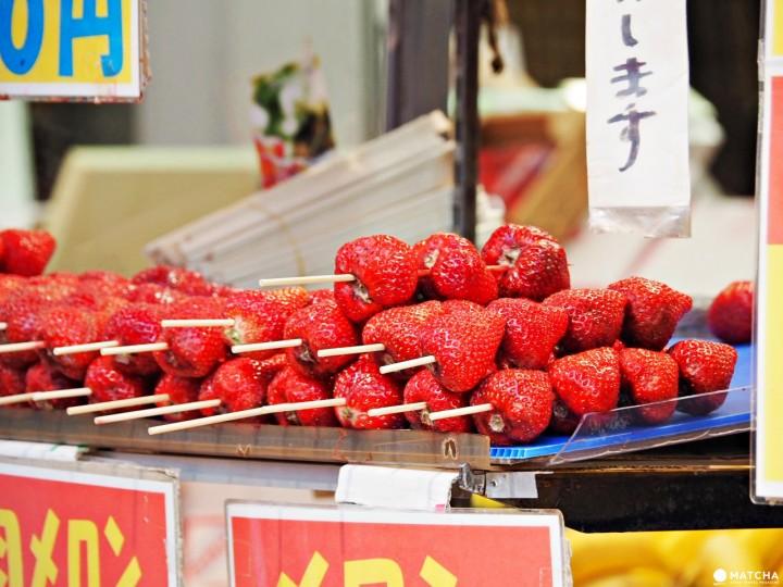 百果園 水果串