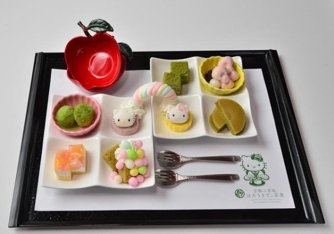 京都Hello Kitty茶寮