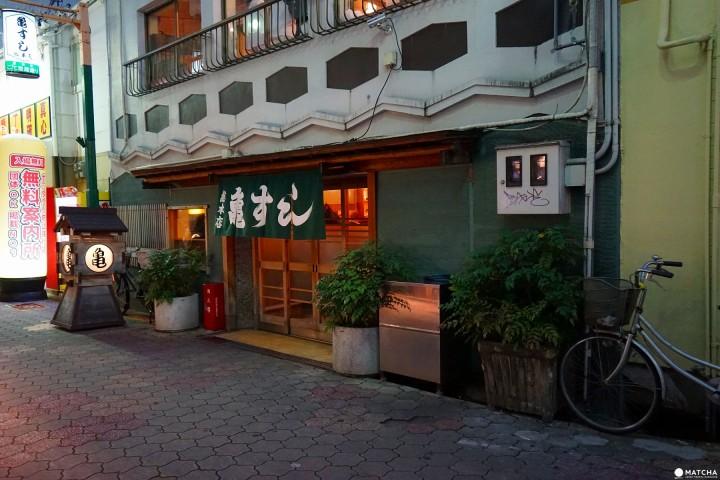 リーズナブル?ちょっぴり贅沢に?大阪で予算に合わせた寿司屋に行こう