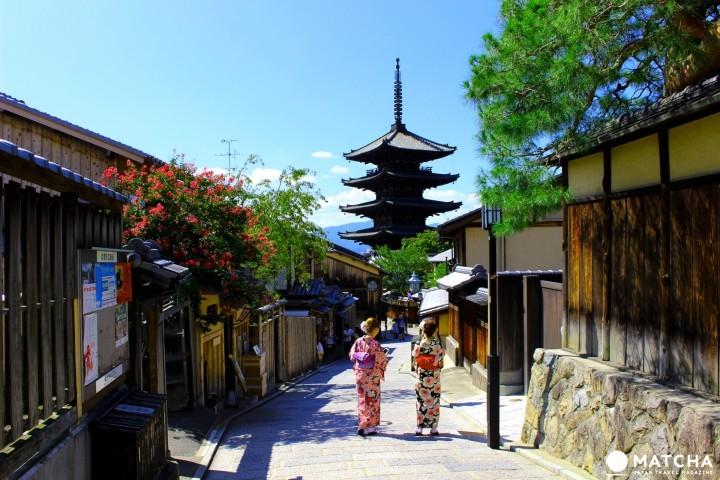 掌握好东西南北,京都轻松游导览!
