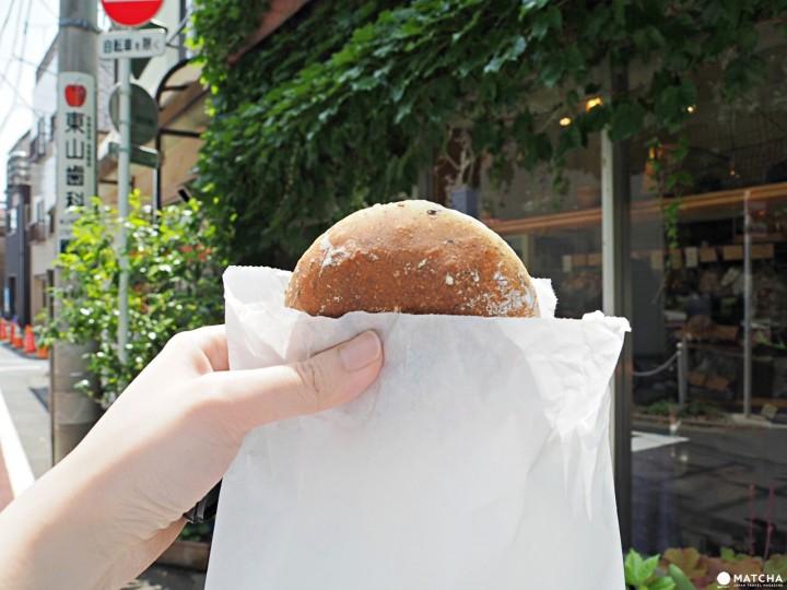 關口麵包店芝麻麵包