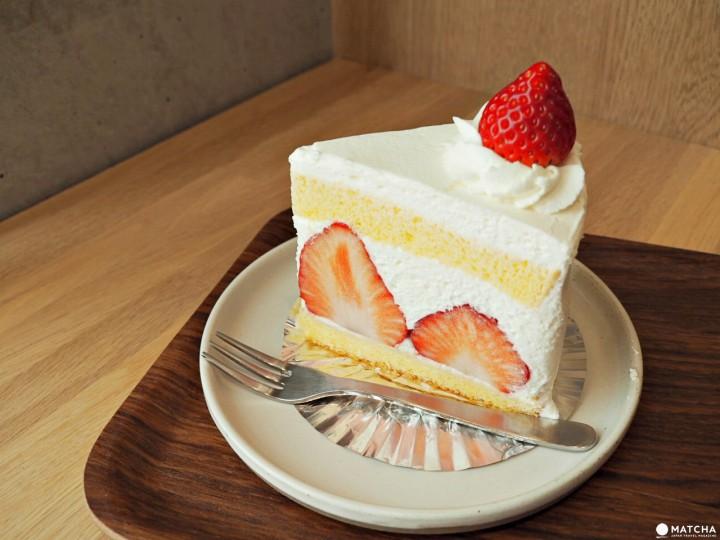 いちびこ草莓甜點專賣店草莓蛋糕