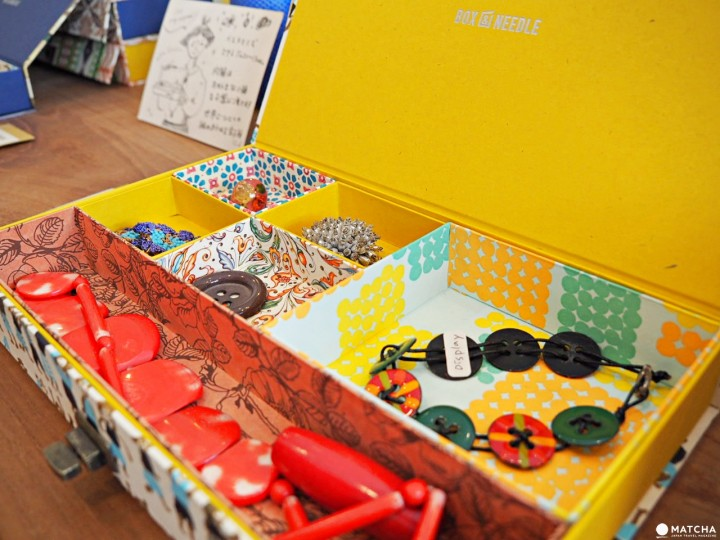 BOX&NEEDLE