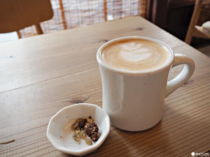 美食同源CAFE KEATS拿鐵